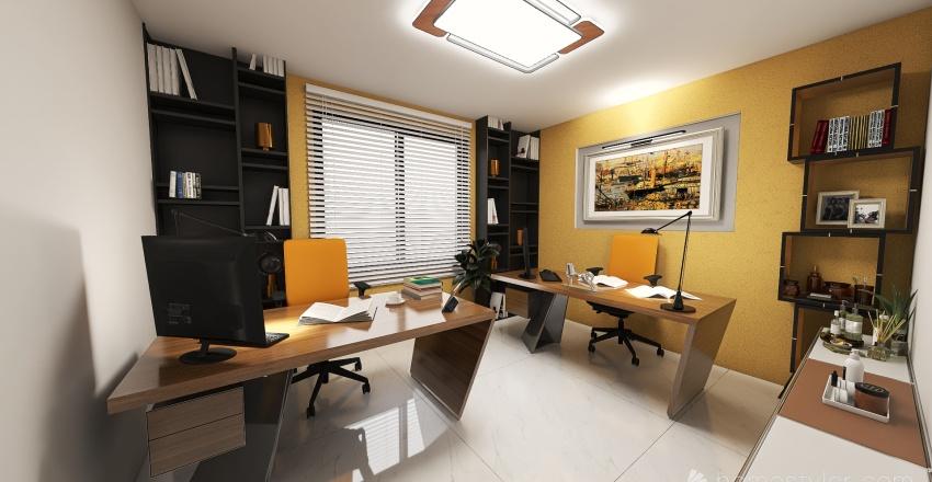Business plan - Bio Nature Interior Design Render