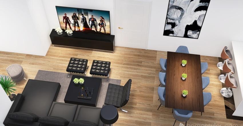 205 Sitari Country Estate Interior Design Render