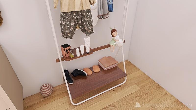 U2A5 Second Bonus Room Butera, Emma Interior Design Render