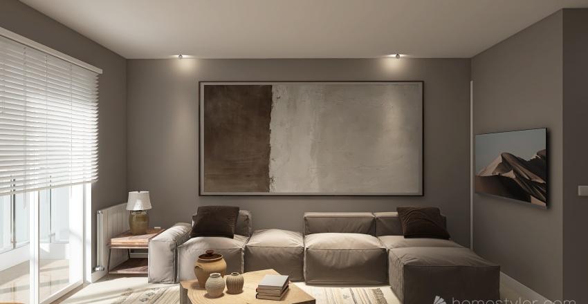 Álvarez Seréix Interior Design Render