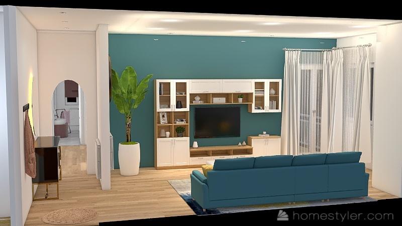 Home DEFINITIVA!! Interior Design Render