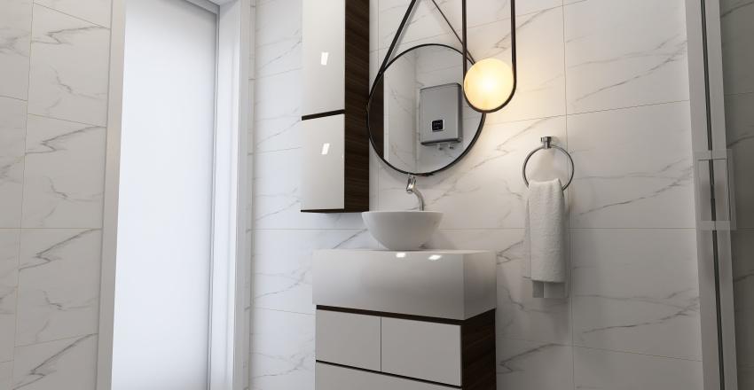 Copy of Banheiro Marcelo 2 Interior Design Render