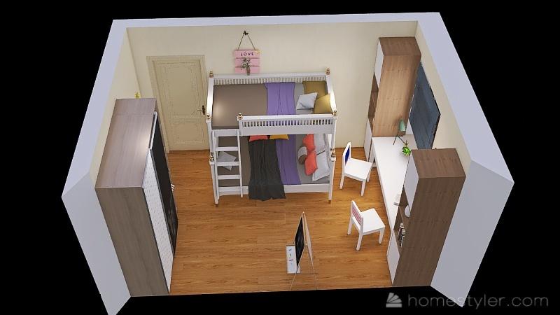 Copy of firstscene Interior Design Render