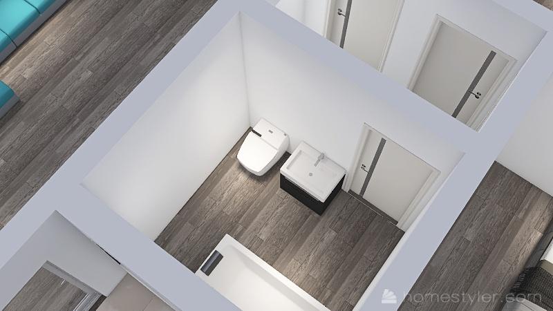 Proiect casa V20 V13 Interior Design Render