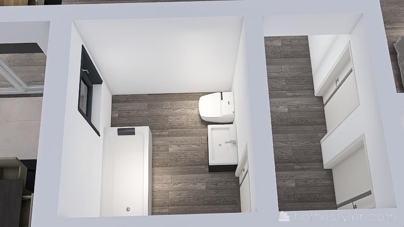 Proiect casa V20 V12 Interior Design Render