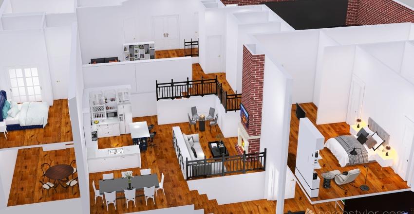 LF_3rd_Extra Rev_2Final_Mondol1- Order 2 Interior Design Render