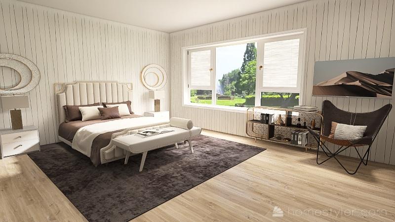Casa de Rocio Interior Design Render