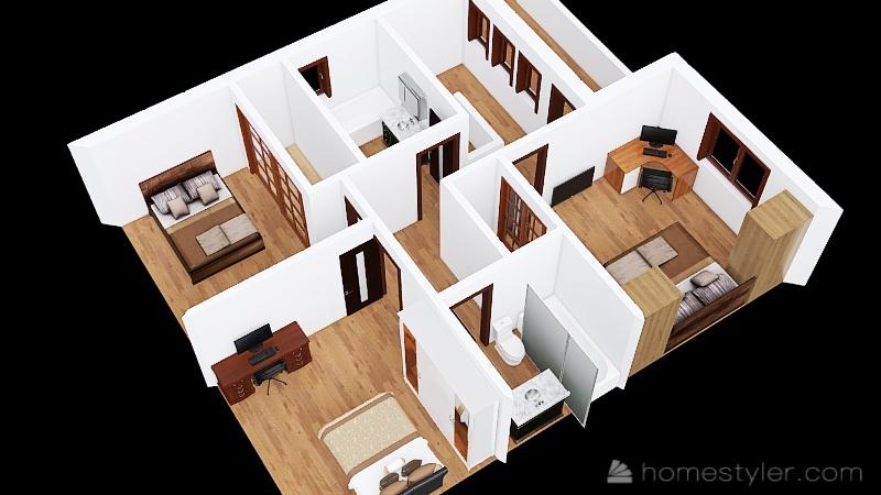Lau Interior Design Render
