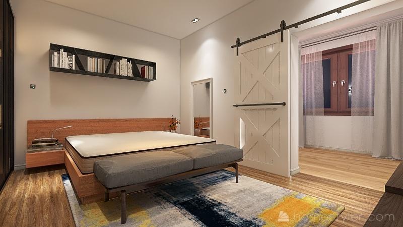 Diadema Interior Design Render