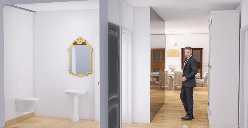 Wersja druga Dom 27/09/2021 Interior Design Render