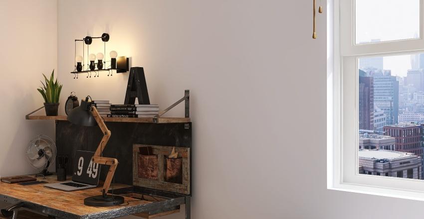 Back to school - colocation Interior Design Render