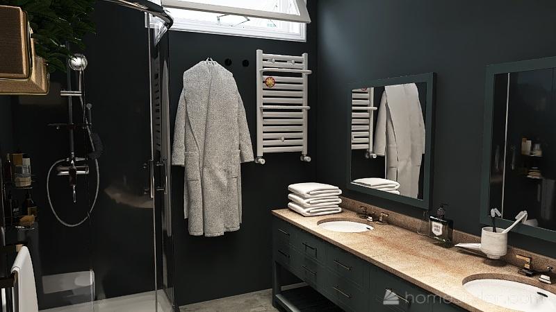 appart simon Interior Design Render