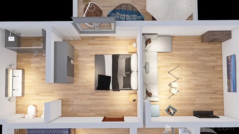 of Copy of Juan Martin and Tatiana Proyect of technology Interior Design Render