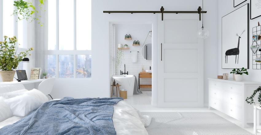 Apartment interior design Interior Design Render