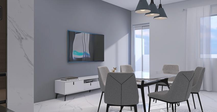 rosy santoro Interior Design Render