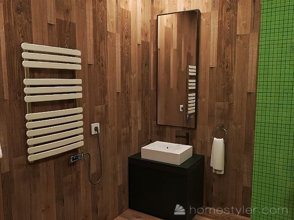 ECO Design Interior Design Render