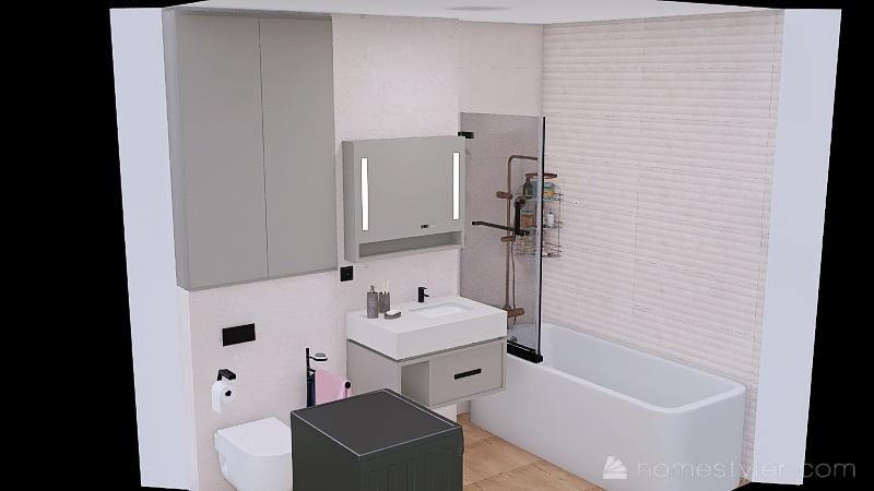 baie_v1 Interior Design Render