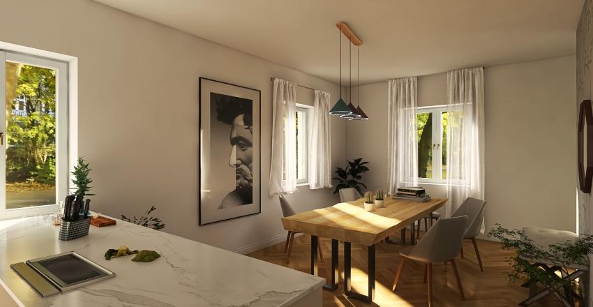 CUBE 2 Interior Design Render