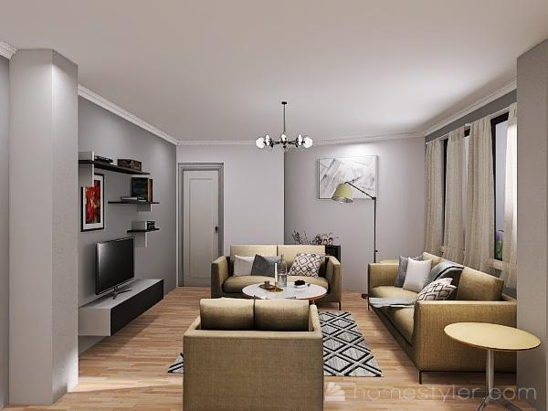 v2_CASA THREAD 2 Interior Design Render