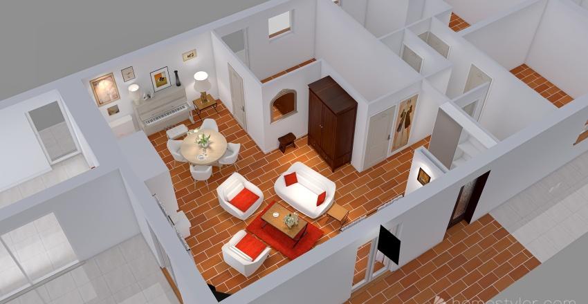 RENOV - 207-4chemins Interior Design Render