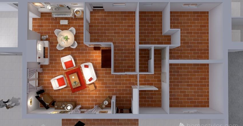 maj RENOV - 207 4 chemins Interior Design Render
