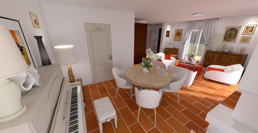 EDL - 207-4chemins Interior Design Render