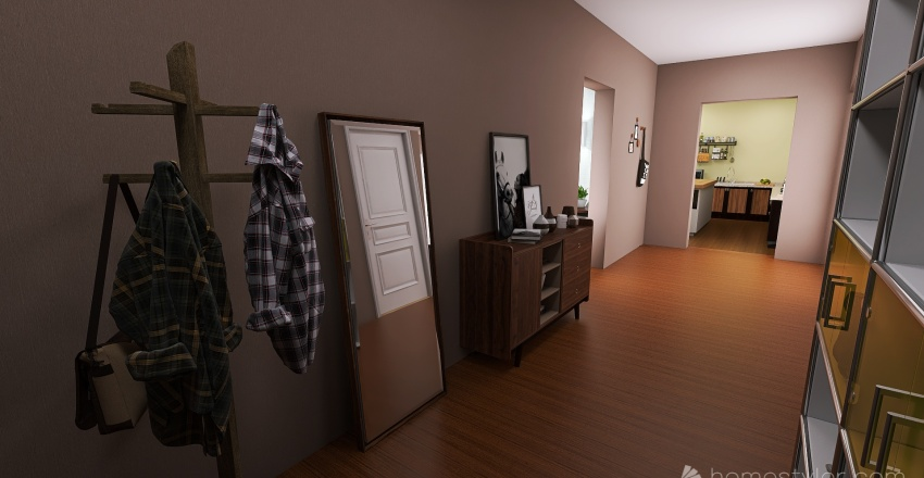 U2A1 Welcome to my Home Smith, Nathan Interior Design Render