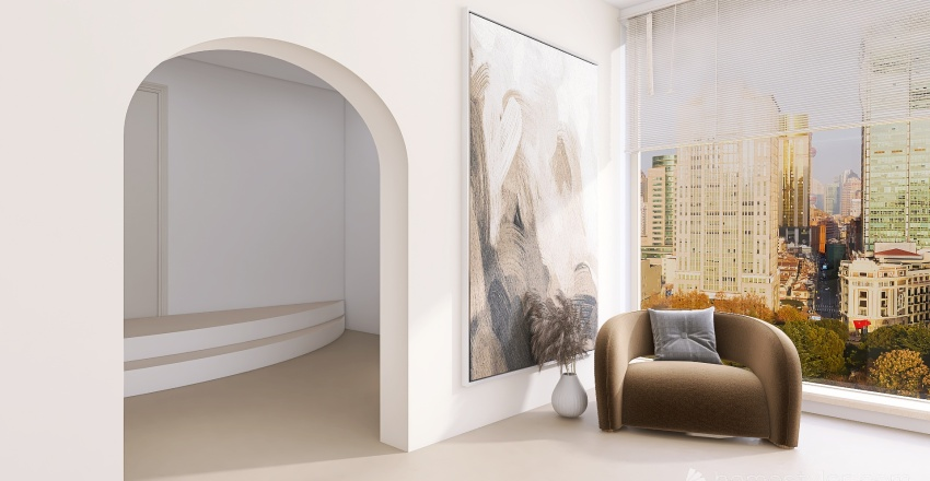 PenthouseVibes' Interior Design Render