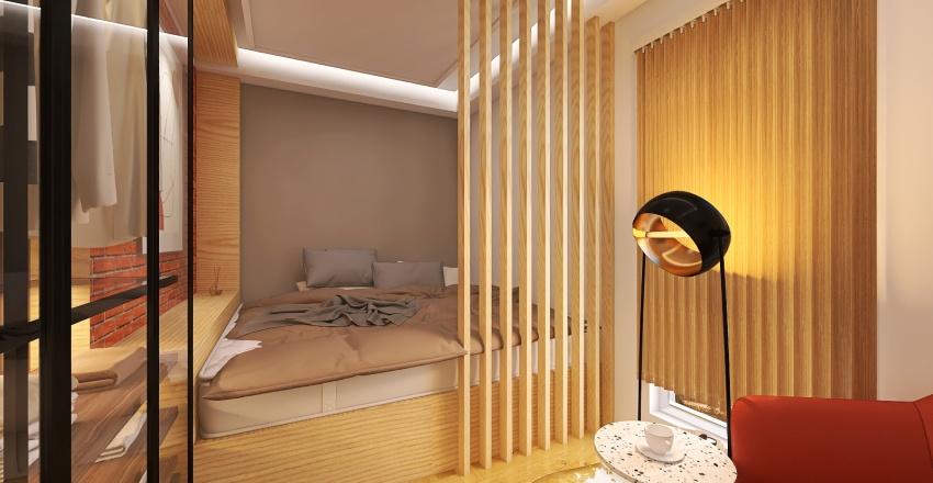 Jeroným Interior Design Render