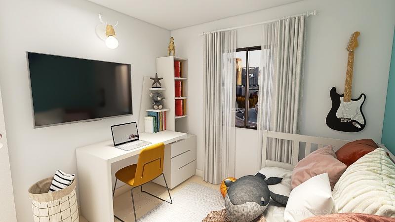 Apartamento OR Interior Design Render