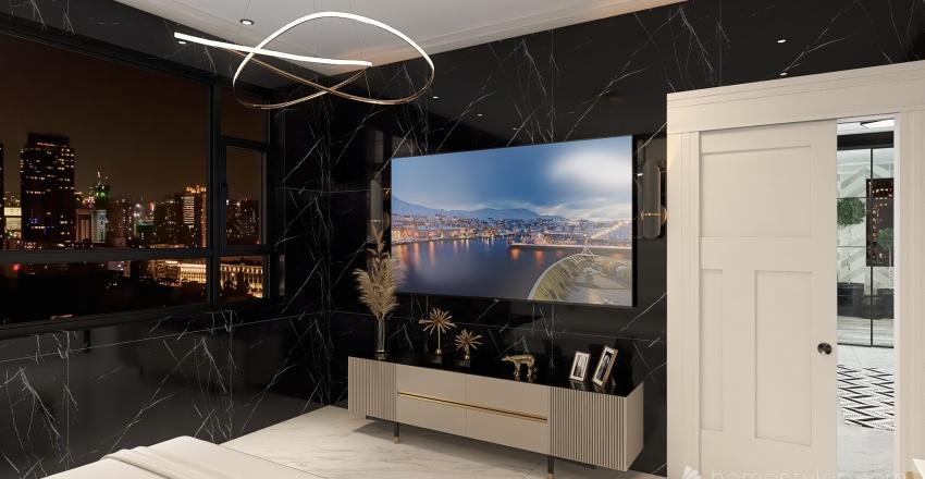 Casa di marmo Interior Design Render