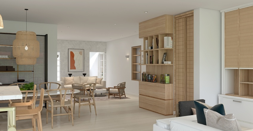 salmen Interior Design Render