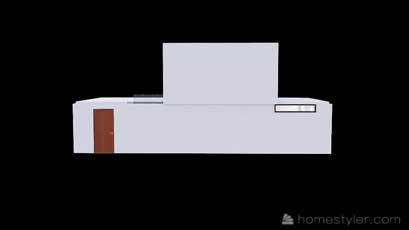 container*4 Interior Design Render