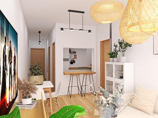 RUBEN 1ªOPCION Interior Design Render