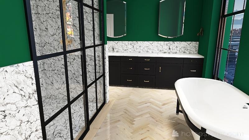 Bloomsbury Interior Design Render