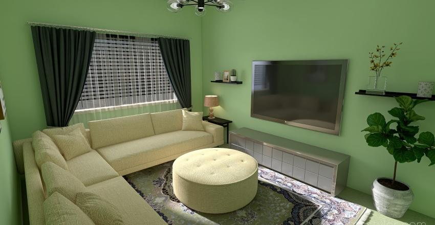 OPEN Scotts New Home Interior Design Render