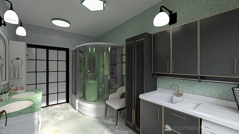 Esercitazione Interior Design Render