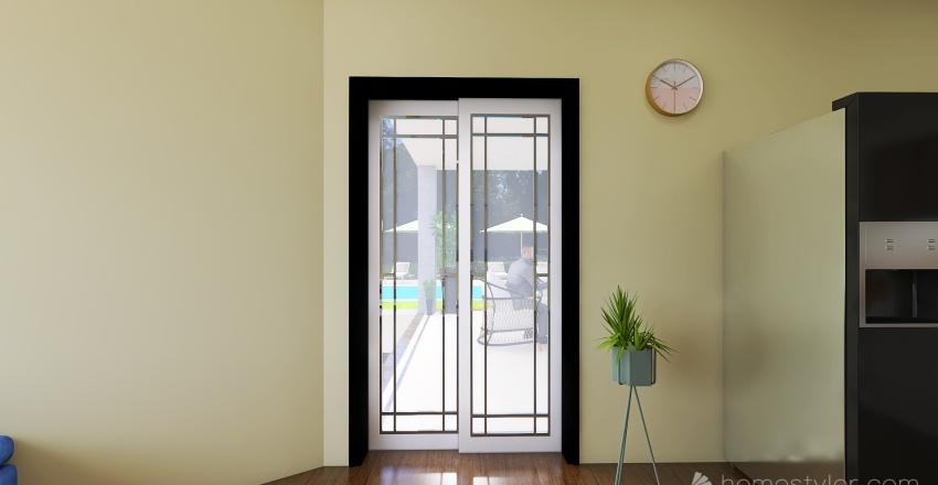 U2A5 Second Bonus Room Smith, Nathan Interior Design Render