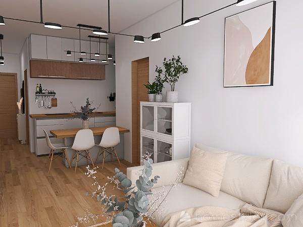 RUBEN 2ªOPCION Interior Design Render
