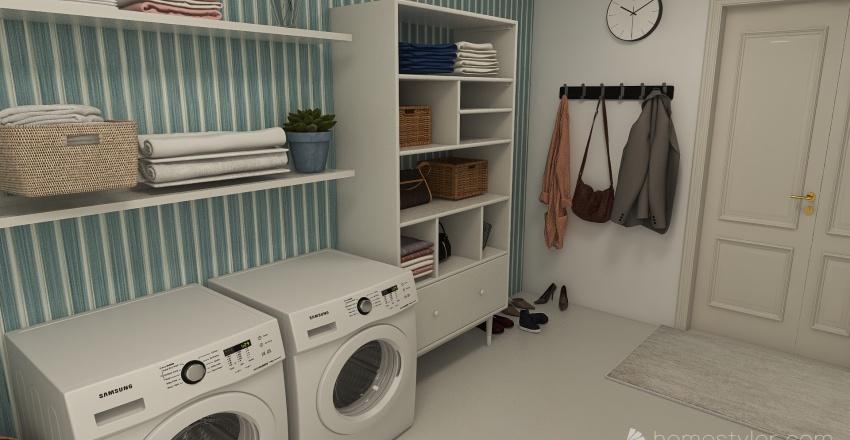 house project Interior Design Render