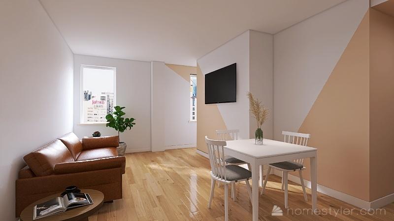 via Malcontenti 1 Interior Design Render