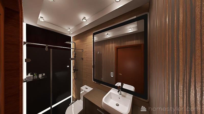 Vila Prudente Modelo 1 Interior Design Render