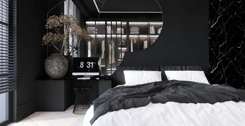ONE | BLACK | Interior Design Render