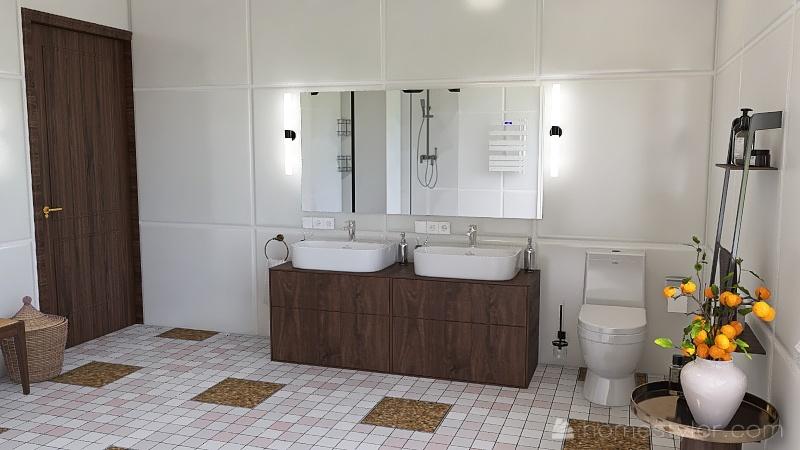 Bathroom - 2021-10-04-09-04-03 Interior Design Render