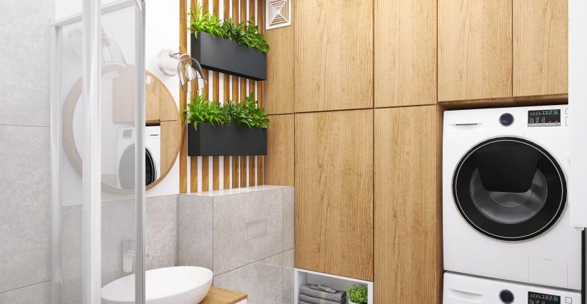 ZMIANA A-ŁAZIENKA NOWA 1- Grzegorz K. Interior Design Render