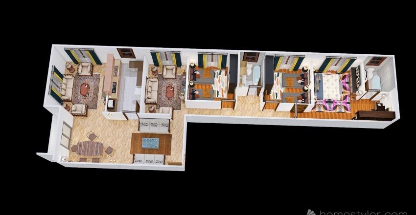 Untitled-2021-10-04-11-11-20 Interior Design Render