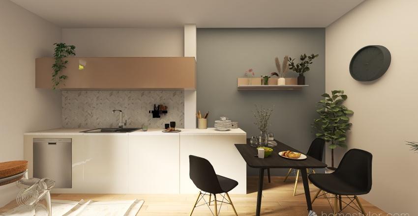 KITCHEN 2 Interior Design Render