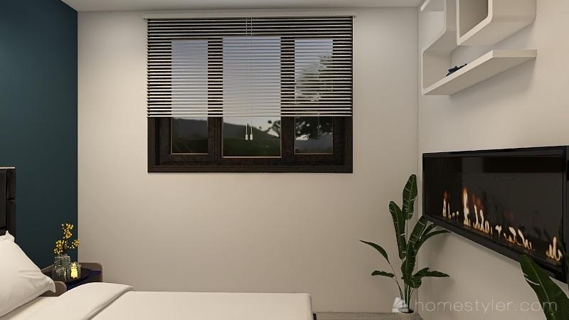 Bedroom - Batman update Interior Design Render