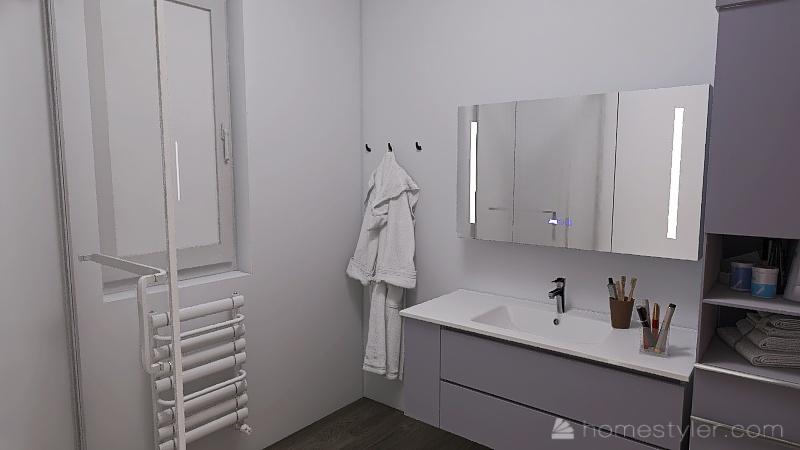 BAGNO Interior Design Render