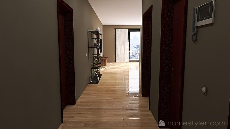 ConnorJames Interior Design Render